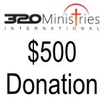 Spring Fundraiser Donation